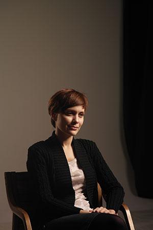 Пример съемки в студии Samsung nx20